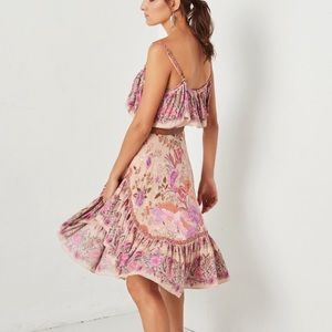 Spell and the Gypsy Siren Song Flamingo dress!